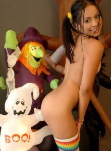 Happy Halloween From The Spunky Girls - Picture 12